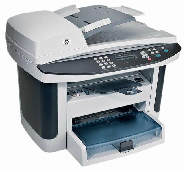 Máy in HP Laserjet 1522NF cũ