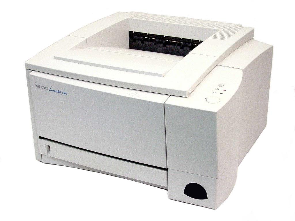 Máy in HP Laserjet 2100 cũ